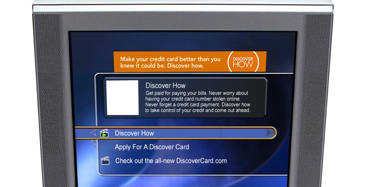 How do you make an online payment for your Discover credit card?